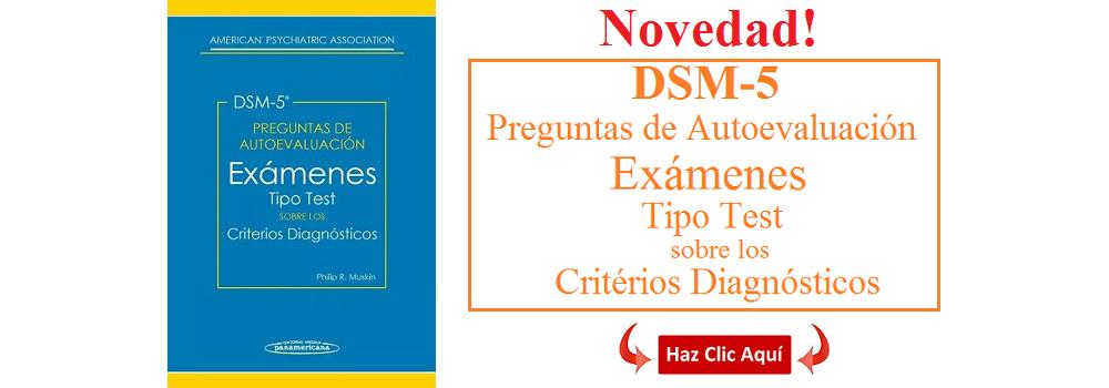 Preguntas de Autoevaluación del DSM-5 - APA - 9788498359220