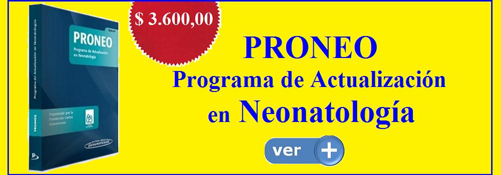 PRONEO Programa de Actualización en Neonatología