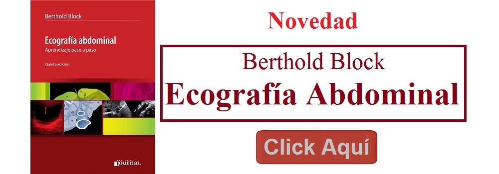 Ecografía abdominal, aprendizaje paso a paso 5° Ed.  - Block - ISBN:  9789873954139